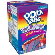 Kellogg's Pop tarts WILDLICIOUS / FROSTED