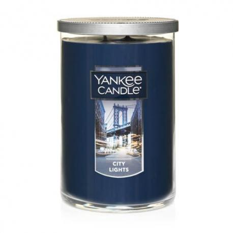 Grand Tumbler 2 mèches CITY LIGHTS Yankee Candle EDITION LIMITEE