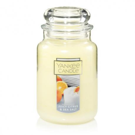 Grande Jarre JUICY CITRUS AND SEA SALT Yankee Candle