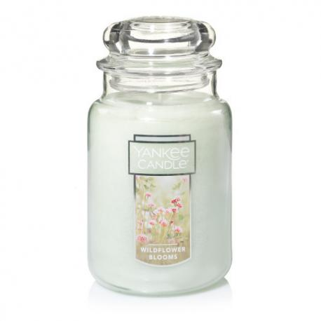 Grande jarre WILDFLOWER BLOOMS Yankee Candle US EXCLUSIVE