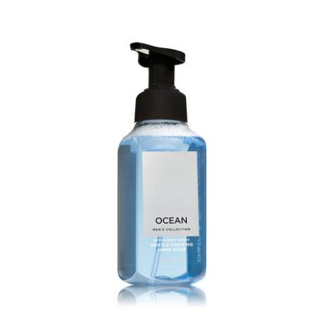 Savon mousse OCEAN collection pour Mr Bath and Body Works Hand Soap
