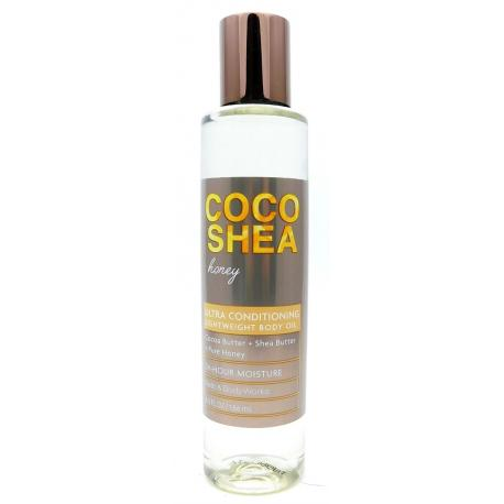 Huile pour le corps COCOSHEA HONEY Bath and Body Works body oil US USA