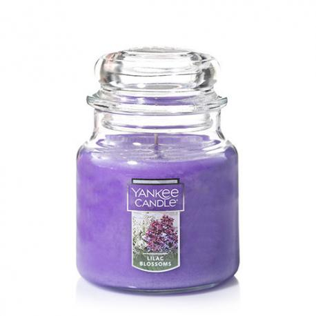 Moyenne Jarre LILAC BLOSSOMS Yankee Candle exclu US USA