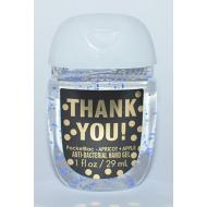 Gel antibactérien THANK YOU Bath and Body Works pocketbac US USA