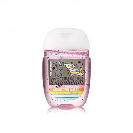 Gel antibactérien DON'T QUIT YOUR DAYDREAM Bath and Body Works pocketbac US USA