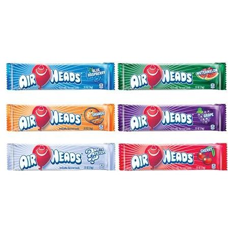 Bonbons AIRHEADS (X2)