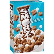 Céréales KELLOGG'S SMORZ Grand format