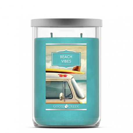 Tumbler 2 mèches BEACH VIBES Goose Creek Candle
