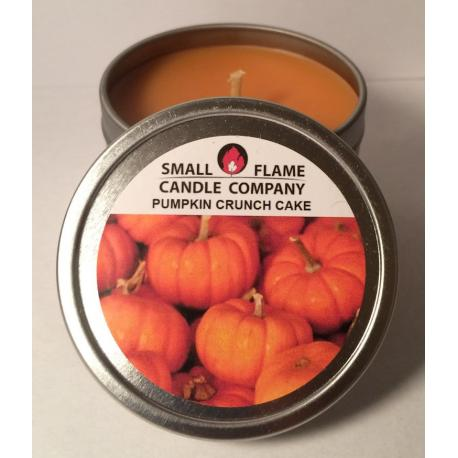 Bougie PUMPKIN CRUNCH CAKE Small Flame Candle