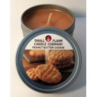 Bougie parfumée PEANUT BUTTER COOKIE Small Flame Candle Company US USA