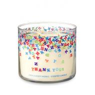 Bougie 3 mèches CHAMPAGNE TOAST Bath and Body Works