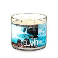 Bougie 3 mèches ICELAND FROZEN LAKE Bath and Body Works