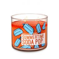 Bougie 3 mèches SUMMERTIME SODA POP Bath and Body Works