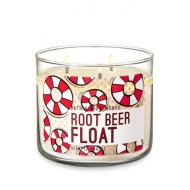 Bougie 3 mèches ROOT BEER FLOAT Bath and Body Works