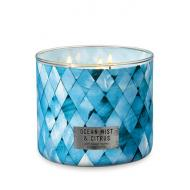 Bougie 3 mèches OCEAN MIST AND CITRUS Bath and Body Works