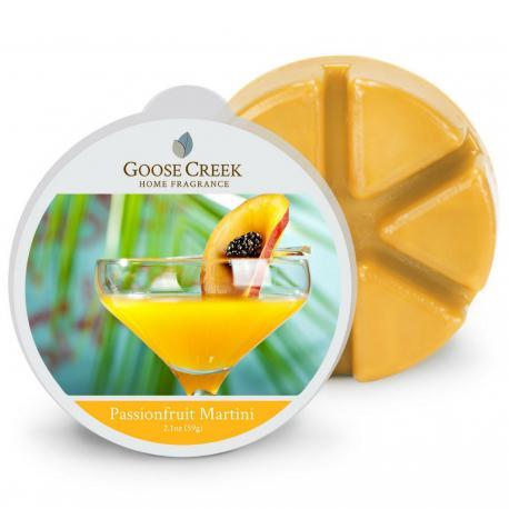 Cire parfumée PASSIONFRUIT MARTINI Goose Creek Candle