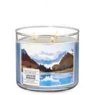 Bougie 3 mèches LAKESIDE MORNING Bath and Body Works