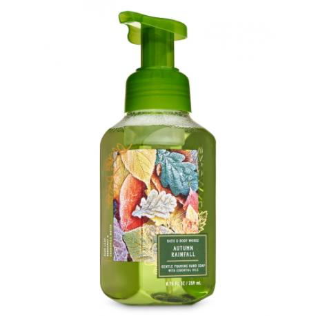 Savon mousse AUTUMN RAINFALL Bath and Body Works Hand Soap