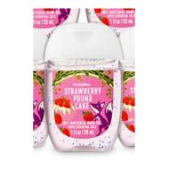 Gel antibactérien STRAWBERRY POUND CAKE Bath and Body Works