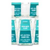 Gel antibactérien FRESH WATER AND ALOE Bath and Body Works