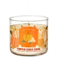Bougie 3 mèches PUMPKIN COOKIE DOUGH Bath and Body Works