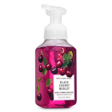 Savon moussant BLACK CHERRY MERLOT Bath and Body Works Hand Soap