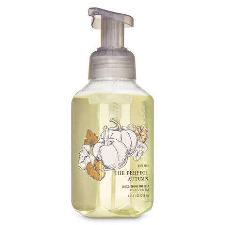 Savon mousse THE PERFECT AUTUMN Bath and Body Works Hand Soap