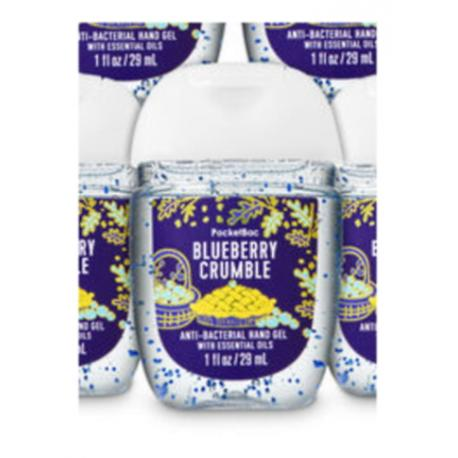 Gel antibactérien BLUEBERRY CRUMBLE Bath and Body Works