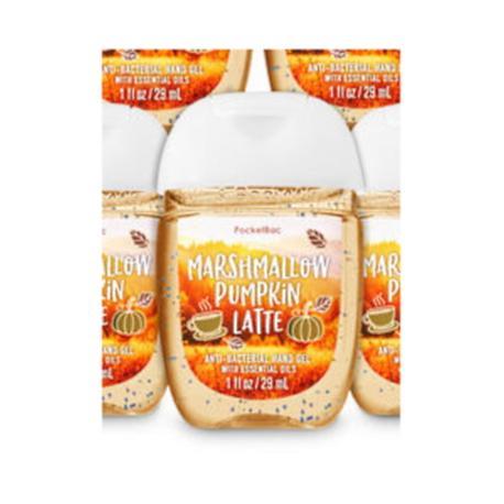 Gel antibactérien MARSHMALLOW PUMPKIN LATTE Bath and Body Works
