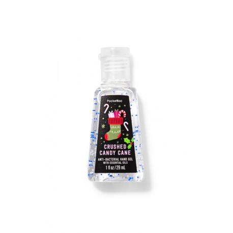 Gel antibactérien CRUSHED CANDY CANE Bath and Body Works Difmu