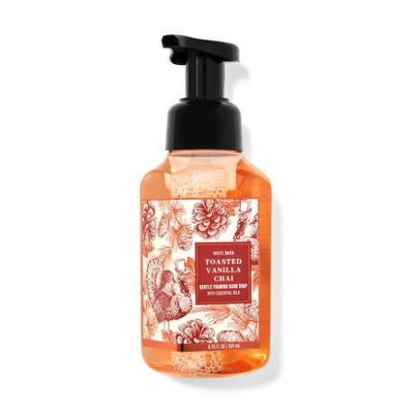 Savon mousse TOASTED VANILLA CHAI Bath and Body Works Hand Soap