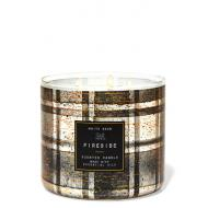 Bougie 3 mèches FIRESIDE Bath and Body Works