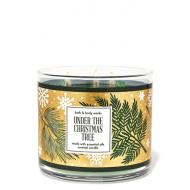 Bougie 3 mèches UNDER THE CHRISTMAS TREE Bath and Body Works Suisse