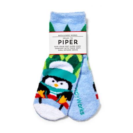 Chaussettes hydratantes PENGUIN Bath and Body Works