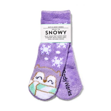 Chaussettes hydratantes OWL Bath and Body Works