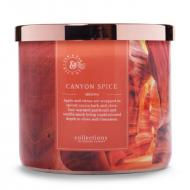 Bougie 3 mèches CANYON SPICE Colonial Candle