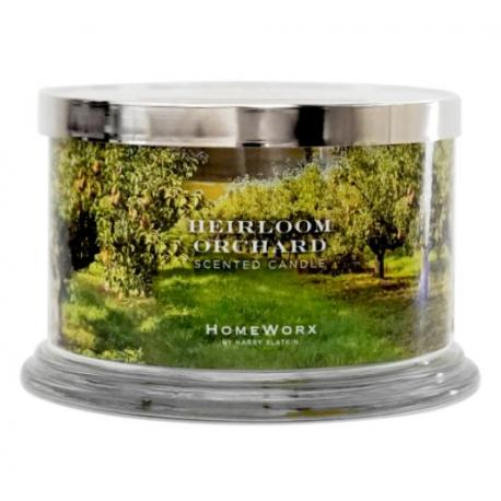 Bougie 4 mèches HEIRLOOM ORCHARD Homeworx