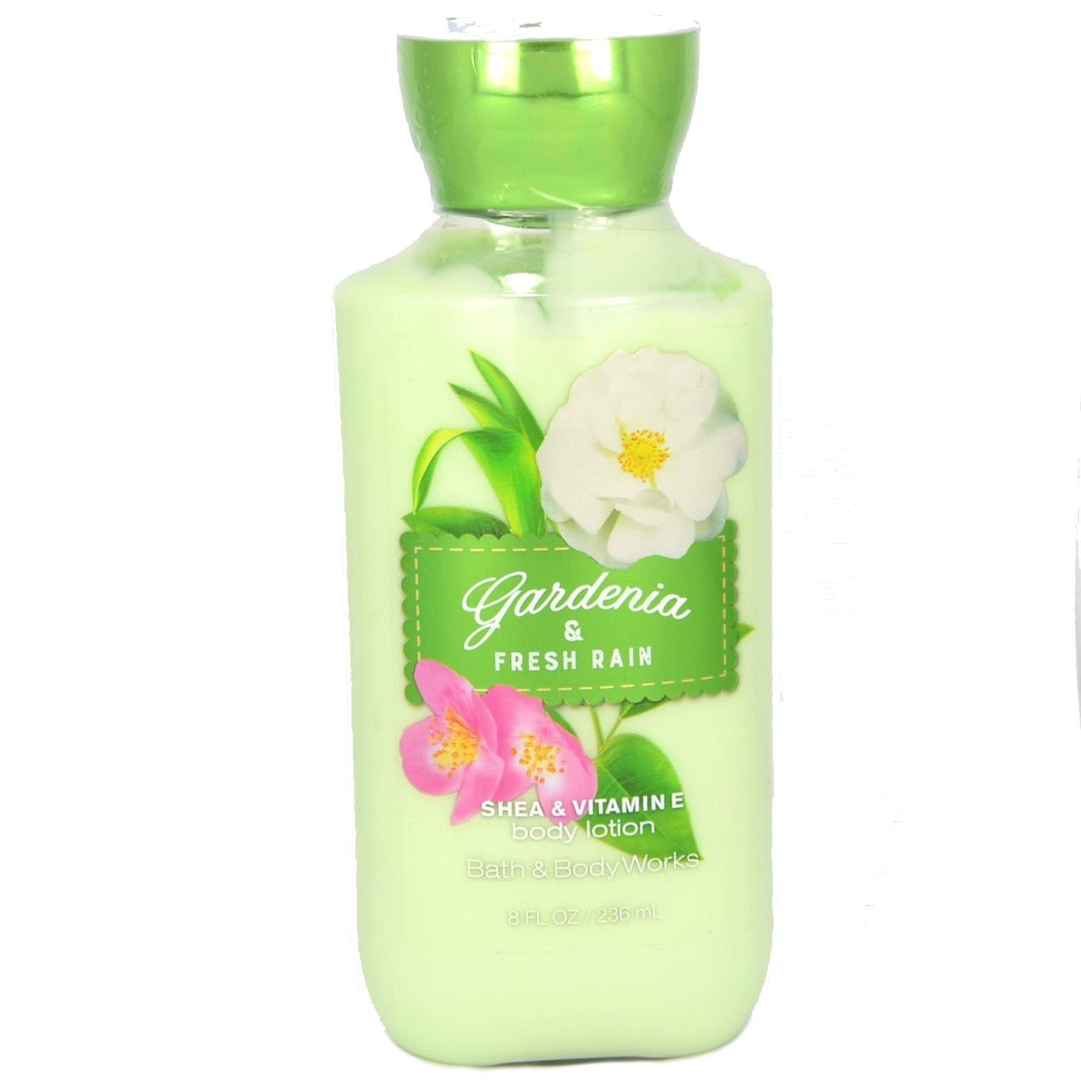 Lait Pour Le Corps Gardenia Amp Fresh Rain Bath And Body