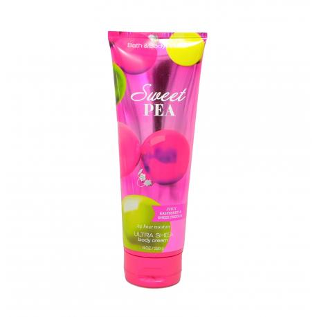 Crème pour le corps SWEET PEA Bath and Body Works body cream US USA