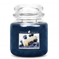 Moyenne Jarre 2 mèches BLUEBERRY CHEESECAKE Goose Creek Candle