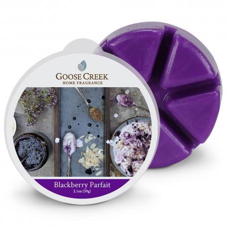 Cire parfumée BLACKBERRY PARFAIT Goose Creek Candle US USA