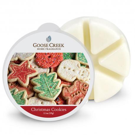 Cire parfumée CHRISTMAS COOKIE Goose Creek Candle