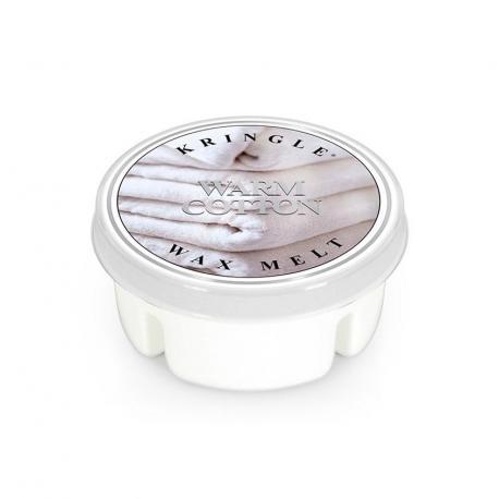 Cire parfumée WARM COTTON Kringle Candle wax melt US USA