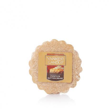 Tartelette PUMPKIN BUTTERCREAM Yankee Candle wax tart exclu US USA