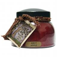 Bougie parfumée Mama Jar JUICY APPLE A Cheerful Giver candle US USA