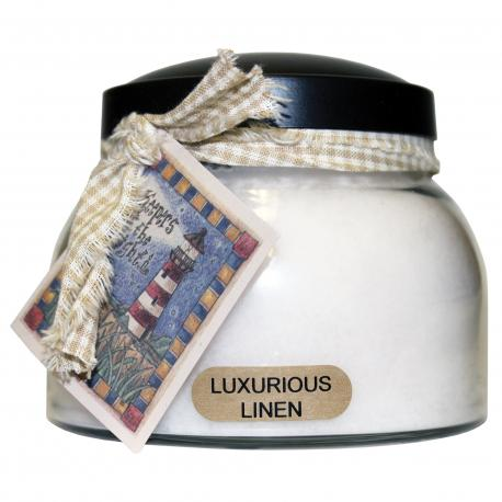 Bougie parfumée Mama Jar LUXURIOUS LINEN A Cheerful Giver candle US USA