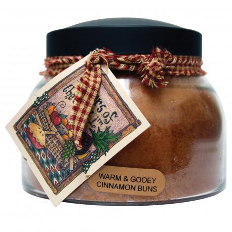 Mama Jar WARM & GOOEY CINNAMON BUNS A Cheerful Giver