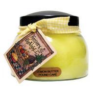 Bougie parfumée Mama Jar LEMON BUTTER POUND CAKE A Cheerful Giver candle US USA