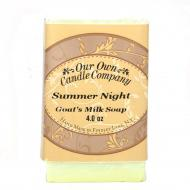 Savon parfumé SUMMER NIGHT Our Own Candle Company