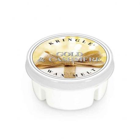 Cire parfumée GOLD AND CASHMERE Kringle Candle